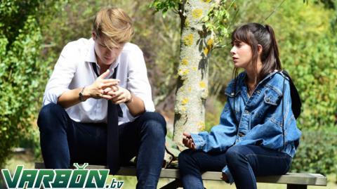 مسلسل الحب الاول الحلقة 10 العاشرة مترجمة 4N1K DVD