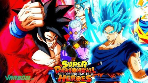 دراغون بول هيروز الحلقة 3 مترجم Dragon Ball Heroes 3 انمي ليك بلوراي