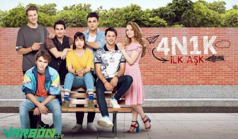 الحب الاول الحلقة 5 كاملة | مسلسل 4N1K الخامسة مترجمة